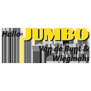 Onze sponsor Jumbo van de Bunt & Jumbo Wiegmans