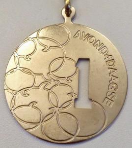 Medaille Avondvierdaagse